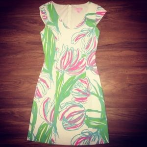 Lilly Pulitzer Spring Dress size S